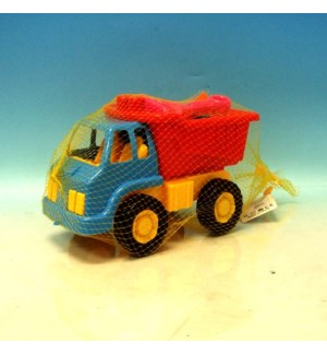 TOY K* #39942 SAND TRUCK PLAY SET IN BAG