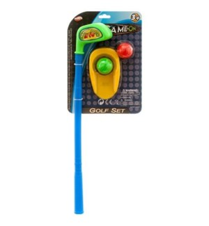 TOY K #41924 GOLF STICK & 3 ACCESS