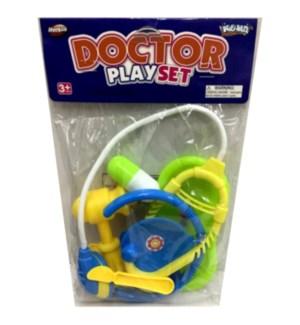TOY K #43264 BLUE DOCTOR SET