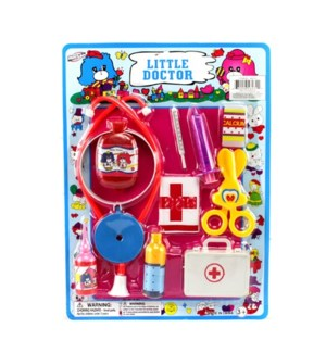 TOY K #46231 DOCTOR PLAY SET