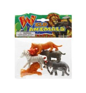 TOY K #77513 WILD ANIMALS