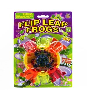 TOY #77782 FLIP LEAP FROGS