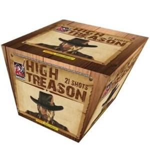 FW #LBM135 HIGH TREASON
