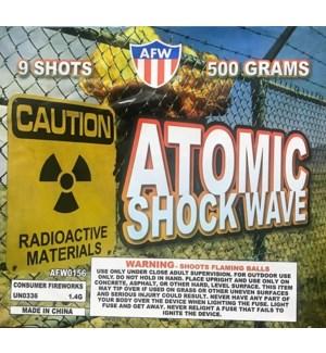 FW # AFW0156 ATOMIC SHOCK WAVE