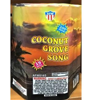 FW #AFW0165 COCONUT GROVE