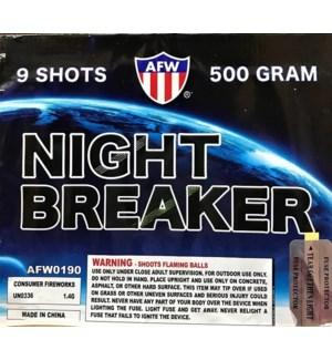 FW #AFW0190 NIGHT BREAKER