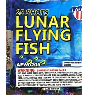 FW #AFW0205 LUNAR FLYING FISH