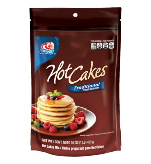 GAMESA HOT CAKES #02646 TRADITIONAL