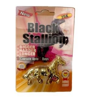 BLACK STALLION STAMINA SUPPLEMENT