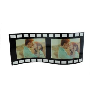 GLASS FRAME #GF0237 DOUBLE FILM STRIP
