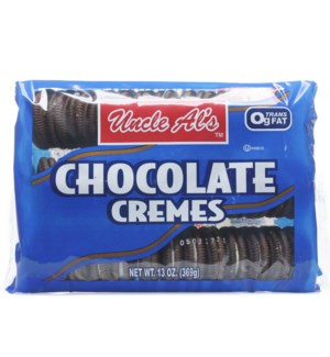 UNCLE AL'S #33002 CHOCOLATE CREMES