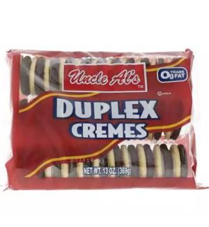 UNCLE AL'S #33005 DUPLEX CREMES