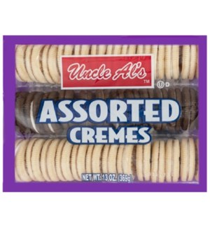 UNCLE AL'S #33007 ASSORTED CREMES