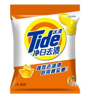 TIDE POWDER #07892 LEMON CHINESE DETERGENT