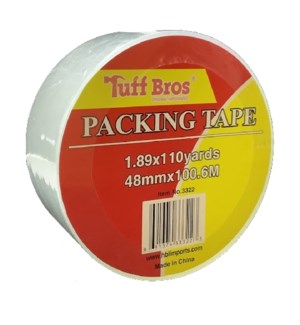 TUFF BROS TAPE #3322 TAN SEALING