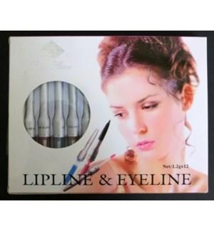 LIPLINE & EYELINE #0011 GREEN SLEEVE