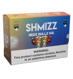 SHMIZZ #3481 REDZ BULLZ ICE