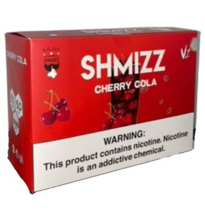 SHMIZZ #4235 CHERRY COLA