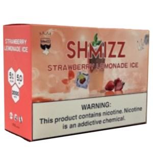 SHMIZZ #4938 STRAWBERRY LEMONADE ICE