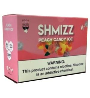 SHMIZZ #4327 PEACH CANDY ICE