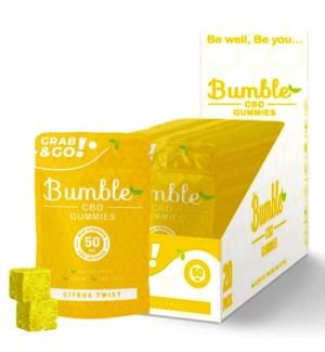 BUMBLE CITUS TWIST GUMMIES
