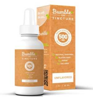 BUMBLE UNFLAVORED TINCTURE