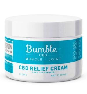 BUMBLE CBD RELIEF CREAM