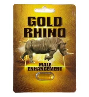 X PILLS - RHINO GOLD #000 MALE ENHANCEMENT