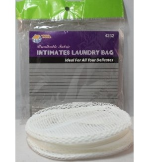 LAUNDRY BAG #4232 INTIMATES LAUNDRY HAMP