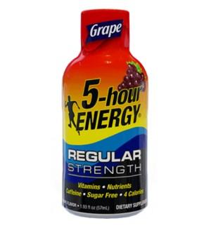5-HOUR ENERGY/GRAPE