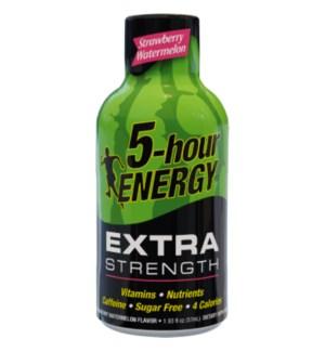 5-HOUR ENERGY/EX.ST STRAW/WATERMELON