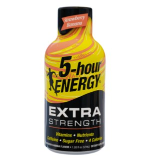 5-HOUR ENERGY/EX.ST STRAW/BANANA