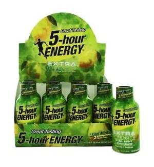 5-HOUR ENERGY/EX.COOL MINT LEMONADE
