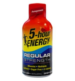 5-HOUR ENERGY/POMEGRANATE