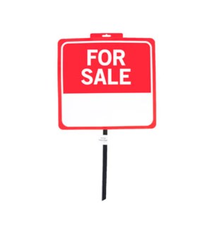 REG #09304 FOR SALE YARD SIGN