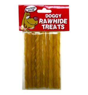 REG PET #66867TT DOG CHEW RAWHIDE NATURAL