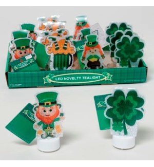 ST.PAT #86085 LED TEALIGHT CANDLE