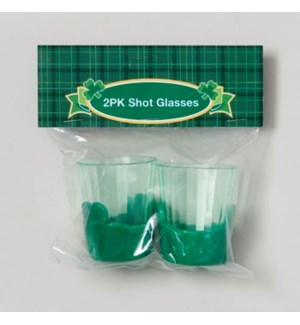 ST.PAT #86097 SHOT GLASSES