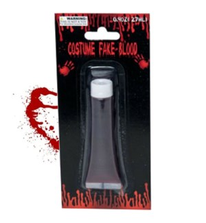 HW REG #G89924 FAKE BLOOD IN TUBE