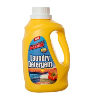 AWESOME LIQUID TROPICAL LAUNDRY