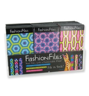 D.M. #FAS-FILE FASHION FILES DISPLAY