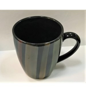 COFFEE MUG #L19537 COLOR LINES
