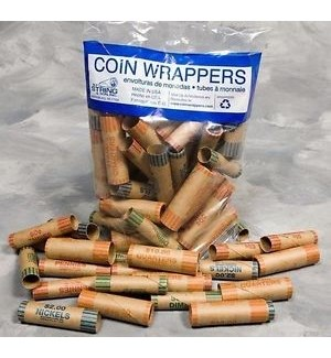 COIN WRAPPERS #1040 ASST