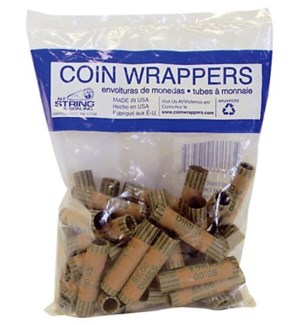 COIN WRAPPERS #1043 DIMES