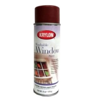 KRYLON #09009 WASHBLE WINDOW PAINT