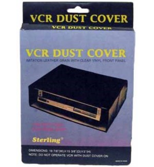 VCR DUST COVER #767