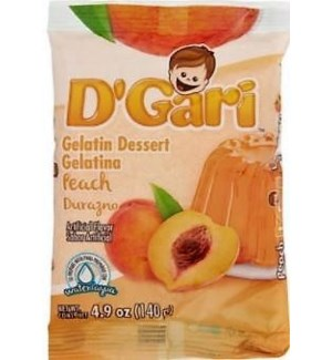 D-GARI #0202 PEACH