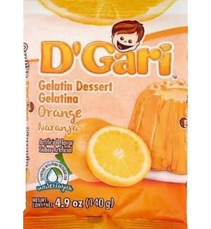 D-GARI #0048 ORANGE