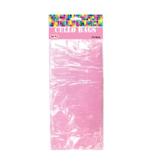 MTC #PF-2045 PINK CELLO BAGS