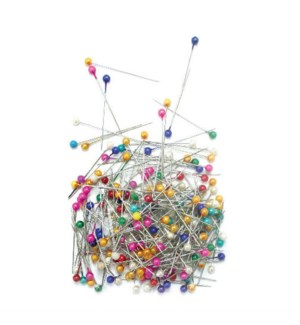 MTC #PF-3840 PEARLIZED BALL PINS